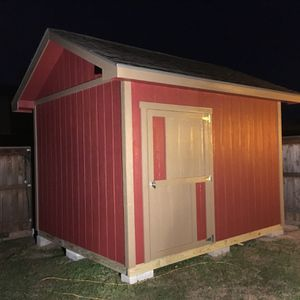 Shed for Sale in Irving, TX