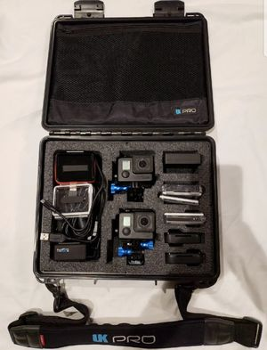 GoPro Hero 3+ Bundle for Sale in South Bend, WA