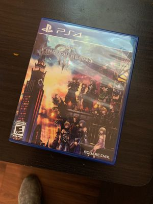 Kingdom Hearts 3 for Sale in Fort Belvoir, VA