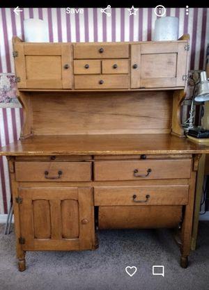 Kitchen Hoosier Cabinet for Sale in Brandon, FL