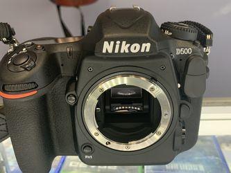 Nikon D500 Full Kit for Sale in Santa Monica,  CA