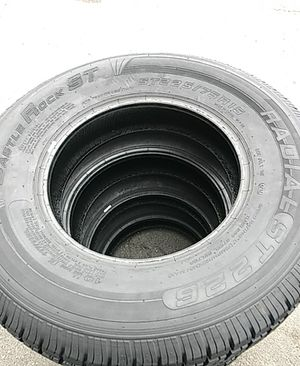 ST225/75R15 Trailer Tire Sale 10ply💪 for Sale in San Pablo, CA