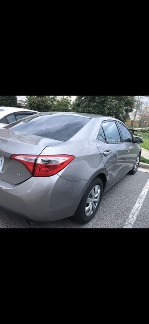 Toyota Corolla 2014 LE for Sale in Alexandria, VA
