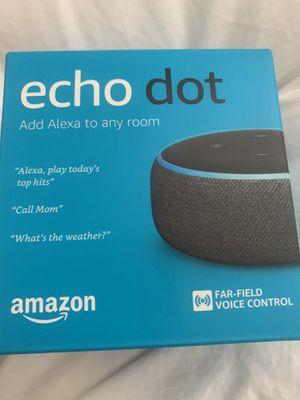 Echo Dot for Sale in Richmond, CA