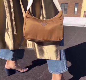 NWT Prada mini hobo brown nylon bag for Sale in Tempe, AZ