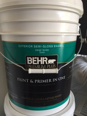 Behr paint for Sale in Lompoc, CA