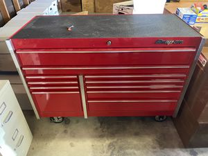 Snap on tool box for Sale in Ontario, CA