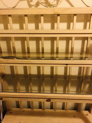 Bakers rake/ shelf for Sale in Canton, OH