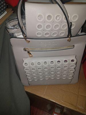 Gucci| Vintage Mod Style Handbag - Heather Gray for Sale in Atlanta, GA