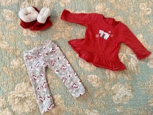 "American Girl Doll ""Playful Polar Bear Pj's"" Outfit for Sale in Denver, NC"