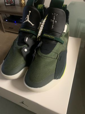 Jordan XXXIII x Cactus jack Travis Scott s.10 brand new for Sale in Manassas, VA