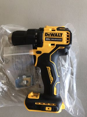 """Brand new DeWalt Brushless 20v 1/2"""" drill. Tool only. Check out my other items for sale. Pick up in Lombard for Sale in Lombard, IL"""