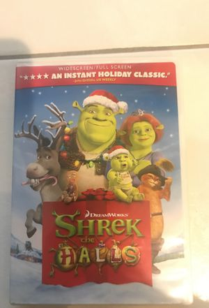 Shrek the Halls movie for Sale in Addison, IL