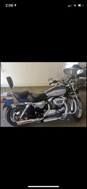 2006 Harley 1200 Sportster for Sale in Henry, IL