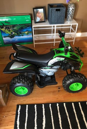 Yamaha four wheeler for Sale in District Heights, MD