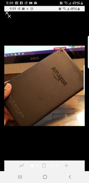"Amazon fire HD8 tablet 8"" with Alexa for Sale in Alexandria, VA"