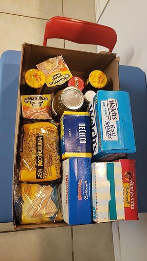 PENDING...Free food box for Sale in Albuquerque, NM