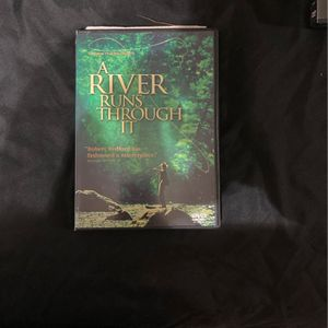 A River Runs Through It DVD for Sale in Buffalo, NY