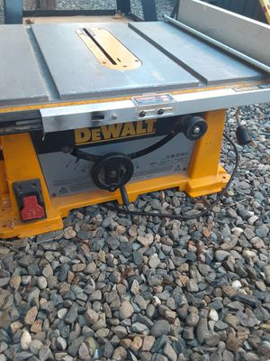 Table Saw for Sale in Sacramento, CA