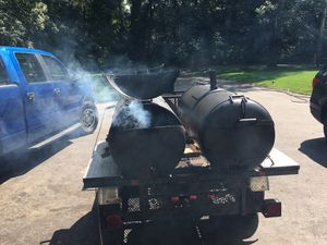 Double Smoker on trailer for Sale in Billerica, MA