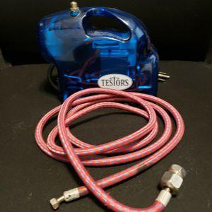 Testors Air Compressor And Hose for Sale in Rocklin, CA