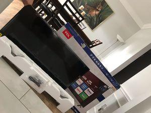 "TCL Roku 4k ""50"" inch Smart Tv ""Brand New In Box"" for Sale in Dallas, TX"