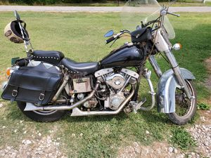 1973 Fly Harley for Sale in Placedo, TX