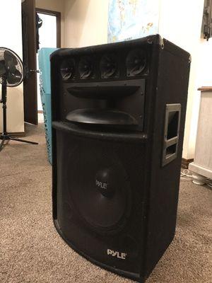 Concert Speaker 1000 watts for Sale in Columbus, MS