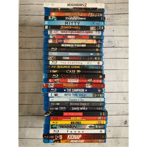 (Blu Ray & DVDs) for Sale in Victorville, CA