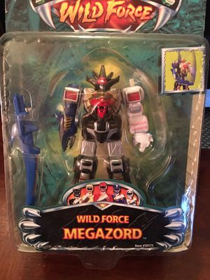 Host of Power Ranger NEVER USED STILL IN THE BOX ACTION FIGURES AND MINI ZORDS for Sale in Bronx, NY