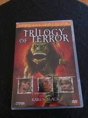 Trilogy of terror dvd 1999 horror for Sale in Surprise, AZ