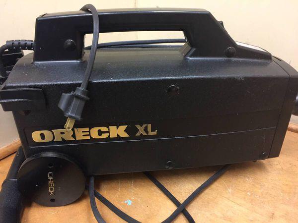 Oreck Vacuum Cleaner