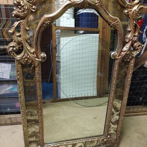 Antique Mirror 3 1/2 * 4 1/2 for Sale in Annandale, VA
