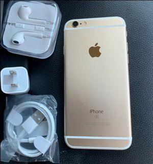 iPhone 6s, |Factory Unlocked & iCloud Unlocked.. Excellent Condition, Like a New... for Sale in Springfield, VA