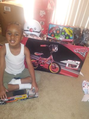 Cars children bike brand new for Sale in Temple Hills, MD