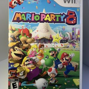 Mario Party 8 for Wii for Sale in Katy, TX