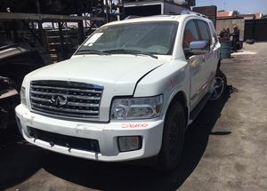 2008 Infiniti QX56 PARTING OUT FOR PARTS for Sale in San Bernardino, CA