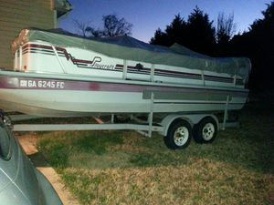 20 Ft Deck Boat for Sale in Jonesboro, GA