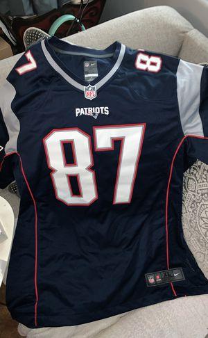 Patriots NFL Jersey for Sale in El Cajon, CA