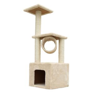 36″ Cat Tree Tower Condo House Scratching Post for Sale in Compton, CA