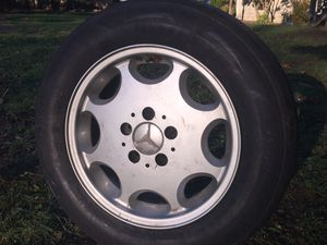 Mercedes alloy wheels for Sale in Redmond, WA
