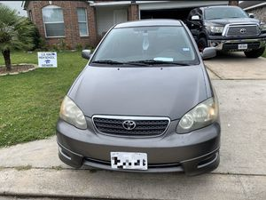 Toyota Corolla s for Sale in Houston, TX