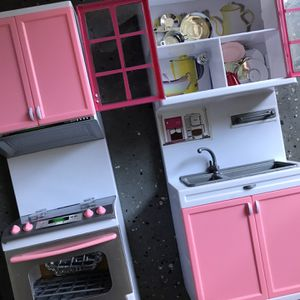 Kids Kitchen For Doll for Sale in Pomona, CA