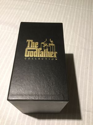 The godfather collection VHS for Sale in Chicago, IL