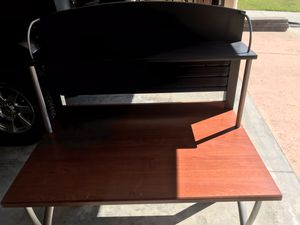 Desk with shelf for Sale in Templeton, CA