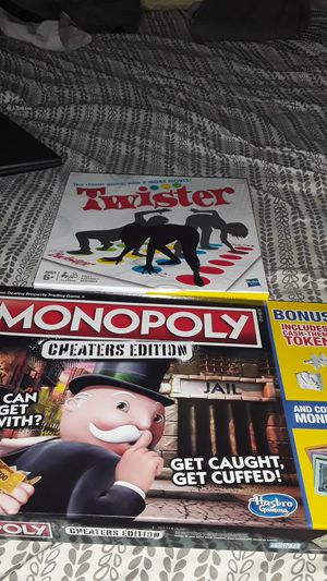 Brand new board games really cheap for Sale in Waterford Works, NJ