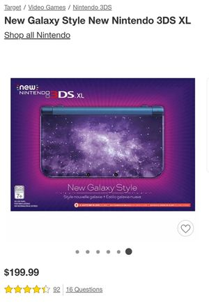 ☆ NEW Nintendo 3DS XL (Loaded) ☆ for Sale in Bakersfield, CA
