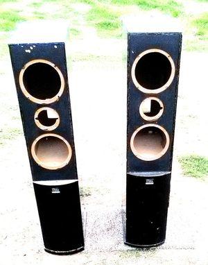2 Elite Audio Speaker Boxes for Sale in Bakersfield, CA
