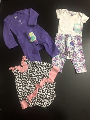 Two Piece Baby Girl Outfits for Sale in New York, NY