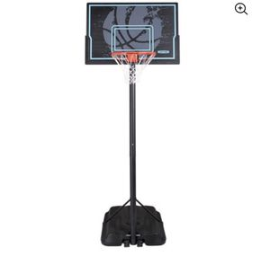 "Lifetime 44"" Impact Adjustable Portable Basketball Hoop for Sale in Riverside, CA"